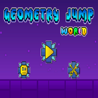 Geometry Jump World